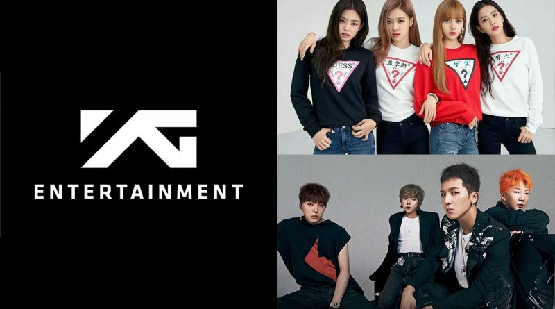 YG Entertainment BLACKPINK WINNER