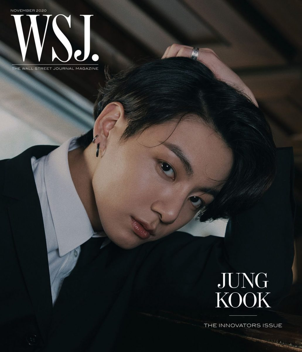 BTS WSJ Magazine Innovator Awards